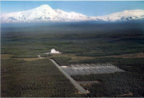 the haarp project The haarp facility in gakona, alaska, is closing down but the real haarp was never there.