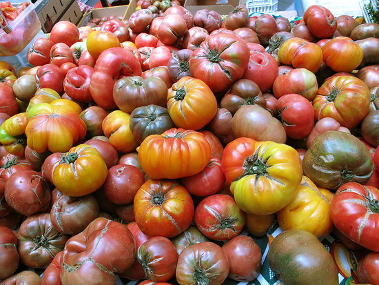 Once you've had Heirlooms you will never go back to store bought