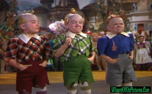 UnCool? How Cool are we? We are members of the Lollipop Guild.