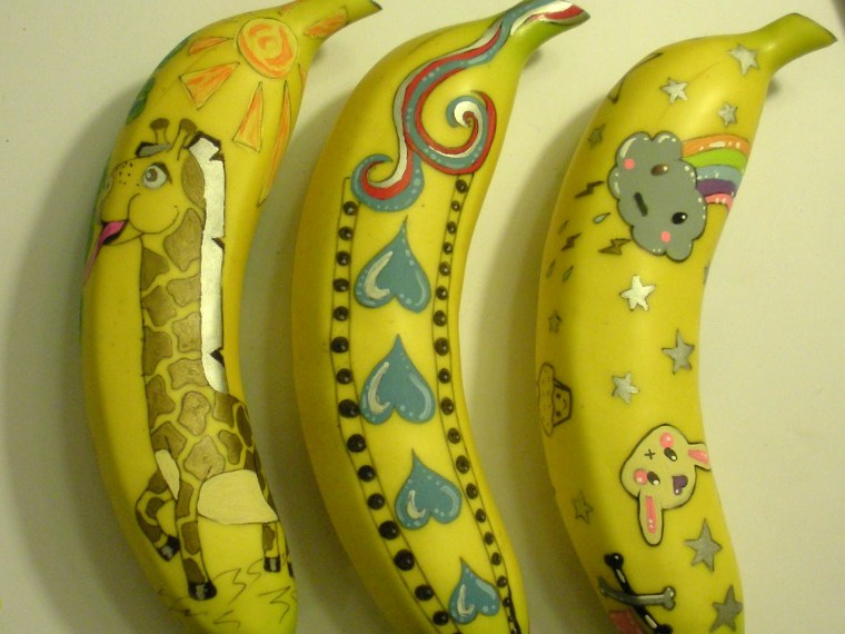 Ah, Banana Art Now we're talking