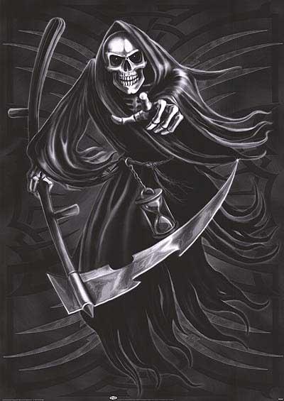 Death, Death, Die