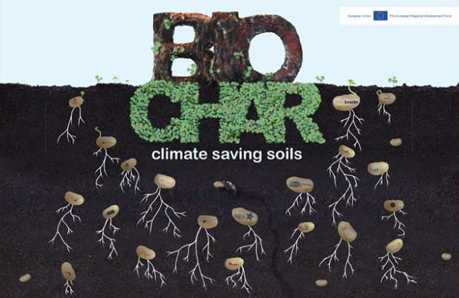 Biochar The Gardeners best keep Secret.