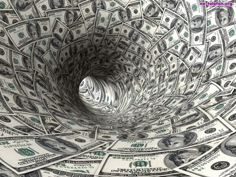 The Money Spiral