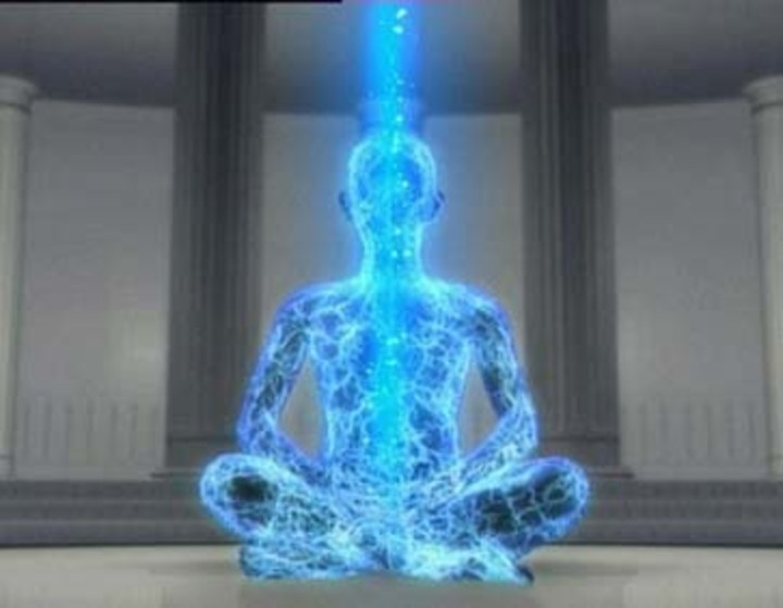 Consciousness comes from our energy body