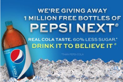 Pepsi the Next GenerationWho's Next