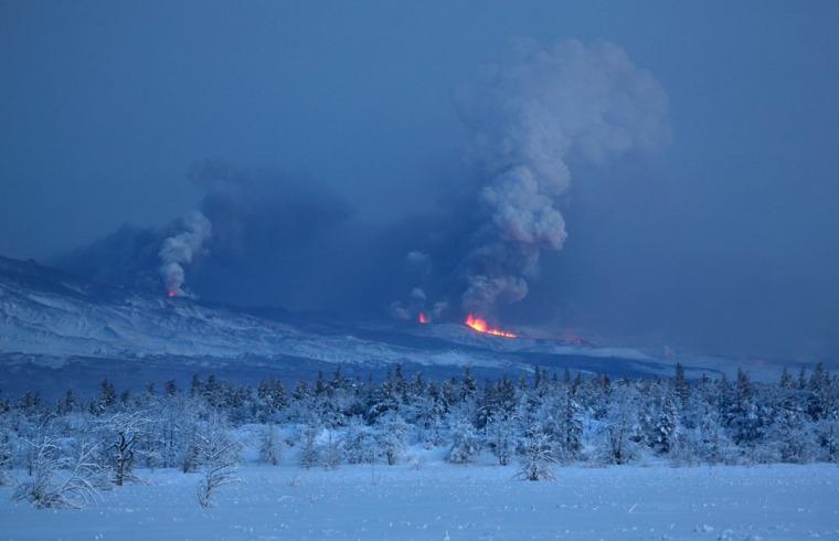 Russia Volcanoes