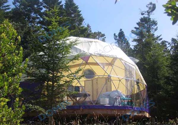 Dome Greenhouses Or a Dome get away House. We can do both