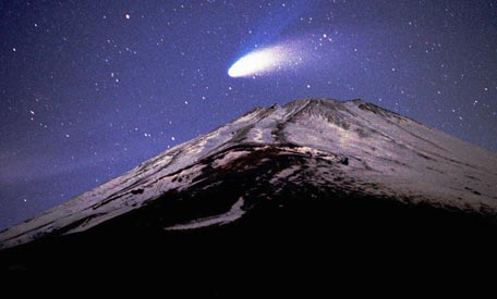 Comets and Hopi Phrophecy
