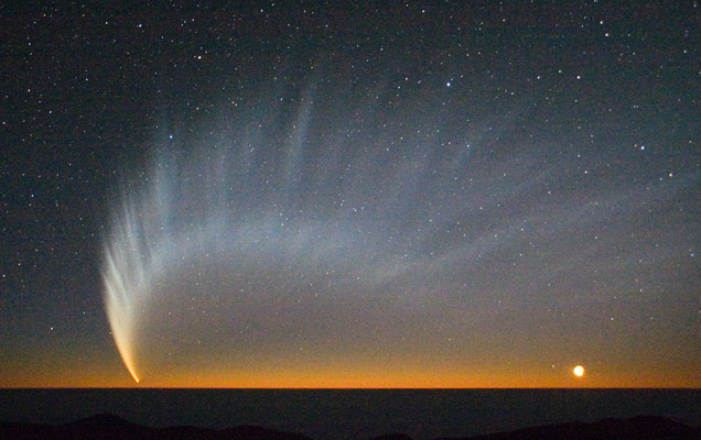 Comets and Hopi ProphecyComets are Prophecy