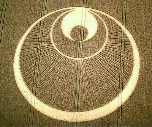 Crop Circles Regardless who or what makes them they are just amazing