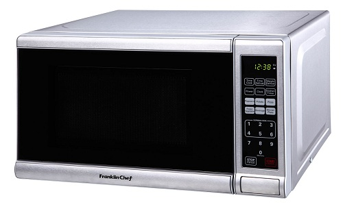 Microwave Ovens Cook with less heat
