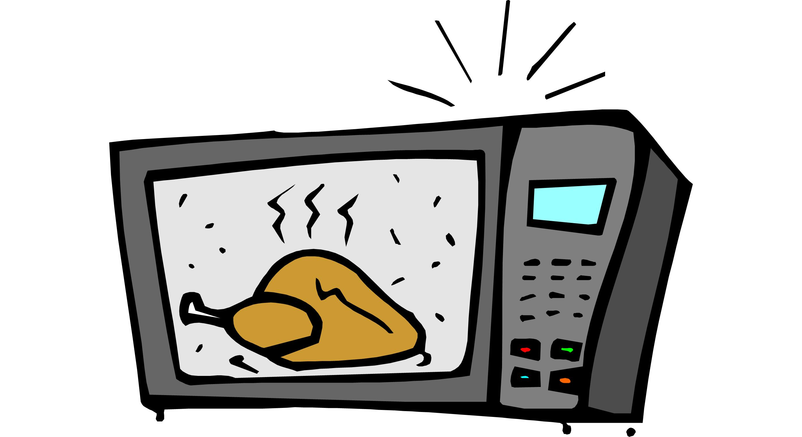 the microwave ovens effect doowans news events. Black Bedroom Furniture Sets. Home Design Ideas