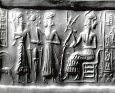 Sumerian Tablet