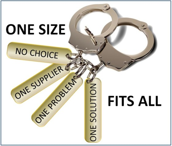 One Sizes fits all Choices