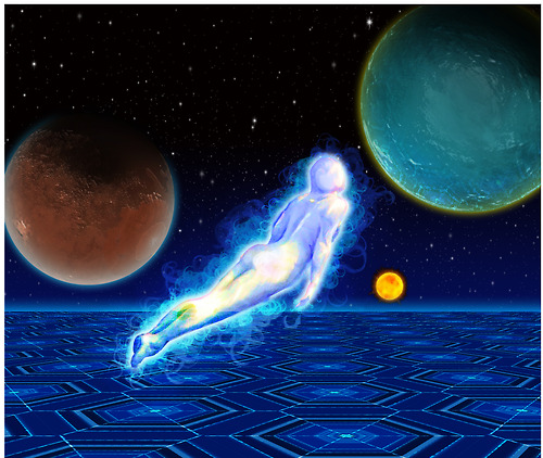 Dream Traveler Traveling at the Speed of Consciousness shared some Magic