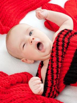 Yawning me
