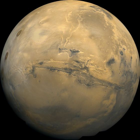 Mars Picture