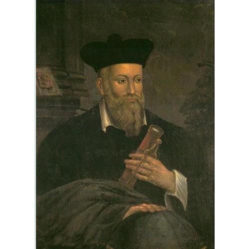 Nostradamus Image