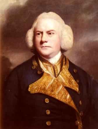 Admiral Thomas