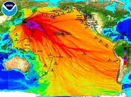 Radiation in the Pacific Ocean