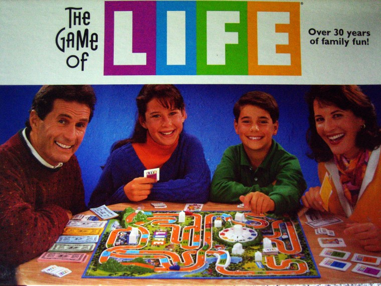 The Game Of Life over 30 years of Family fun