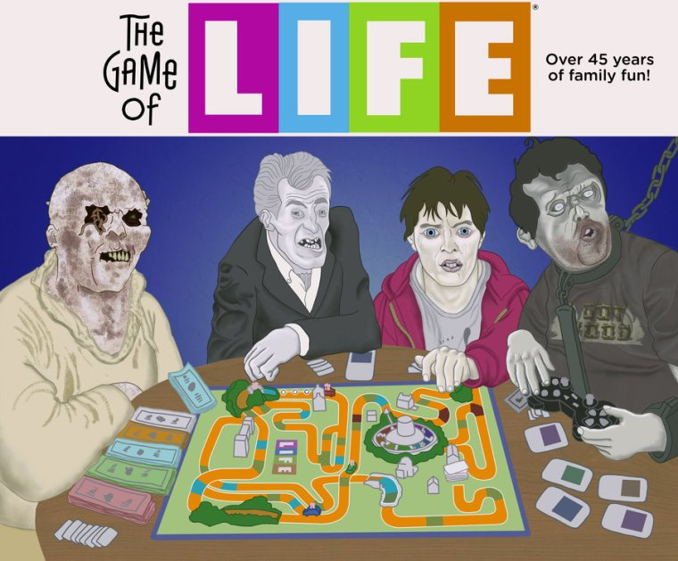 The Game of Life at 45 years