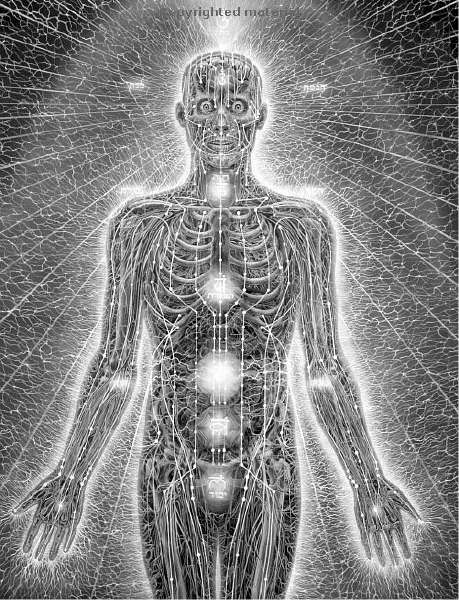 Spiritual Beings Body