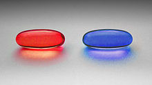 Red or Blue it is ALL up to you!