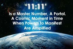 The Number Eleven Gateway to the Devine Energy of Spirit